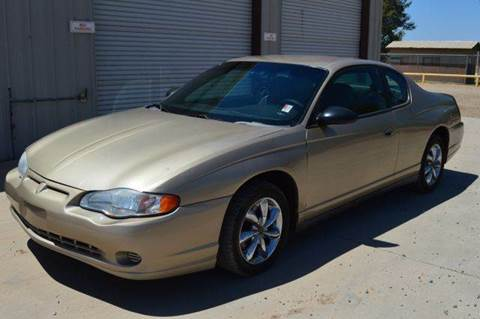 2005 Chevrolet Monte Carlo For Sale In Gadsden, AZ
