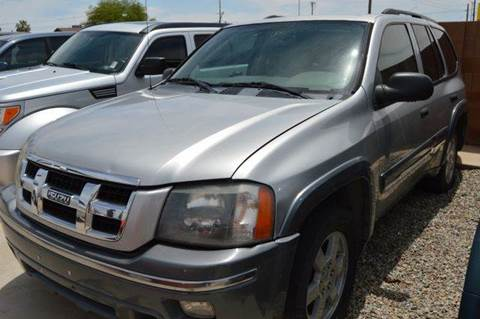 2006 Isuzu Ascender for sale at A AND A AUTO SALES - East Lot in Gadsden AZ