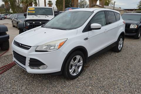 2013 Ford Escape for sale at A AND A AUTO SALES in Gadsden AZ