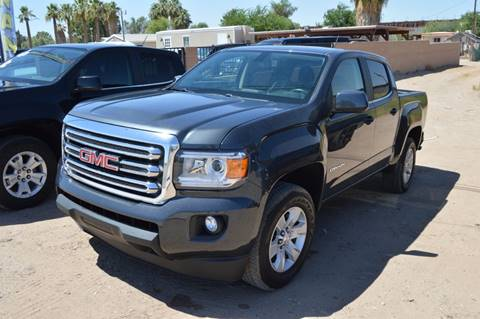 2016 GMC Canyon for sale at A AND A AUTO SALES in Gadsden AZ