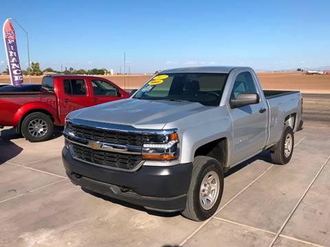 2017 Chevrolet Silverado 1500 for sale in Gadsden, AZ