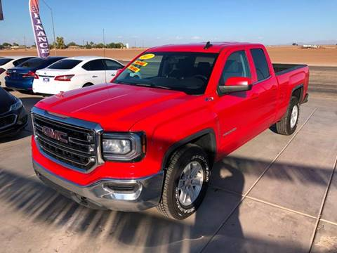 2017 GMC Sierra 1500 for sale at A AND A AUTO SALES in Gadsden AZ
