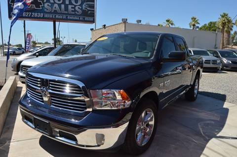 2014 RAM Ram Pickup 1500 for sale at A AND A AUTO SALES in Gadsden AZ