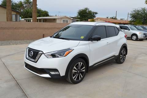 2018 Nissan Kicks for sale at A AND A AUTO SALES in Gadsden AZ