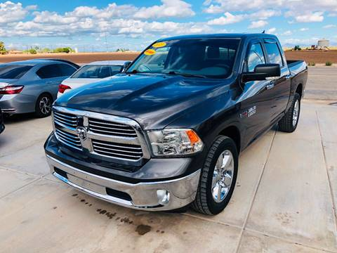 2015 RAM Ram Pickup 1500 for sale at A AND A AUTO SALES in Gadsden AZ