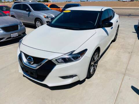 2017 Nissan Maxima for sale at A AND A AUTO SALES in Gadsden AZ