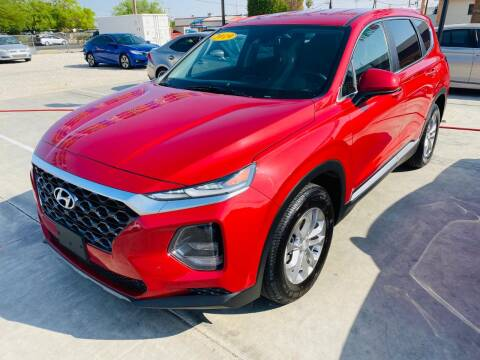 2019 Hyundai Santa Fe for sale at A AND A AUTO SALES - Yuma Location in Yuma AZ