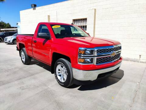 2014 Chevrolet Silverado 1500 for sale at A AND A AUTO SALES in Gadsden AZ