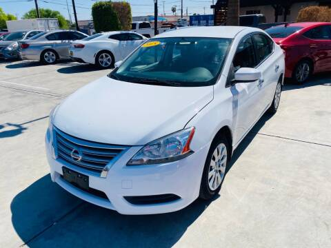 2015 Nissan Sentra for sale at A AND A AUTO SALES - Yuma Location in Yuma AZ