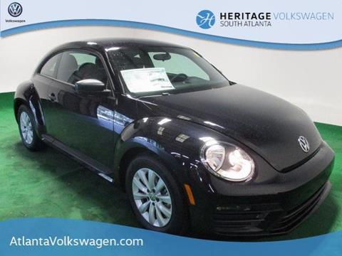 2018 Volkswagen Beetle for sale in Union City, GA