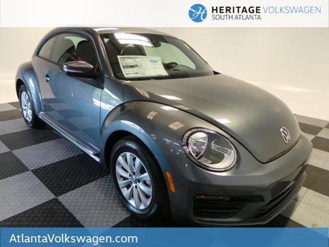 2019 Volkswagen Beetle for sale in Union City, GA