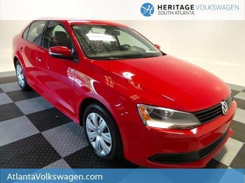 2014 Volkswagen Jetta for sale in Union City, GA