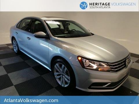 2019 Volkswagen Passat for sale in Union City, GA
