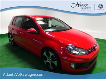 2013 Volkswagen GTI for sale in Union City, GA