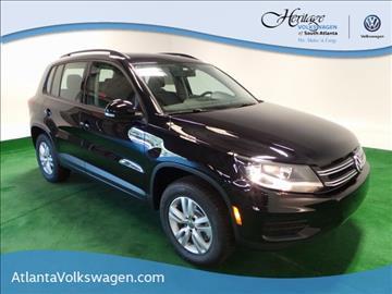 2017 Volkswagen Tiguan for sale in Union City, GA