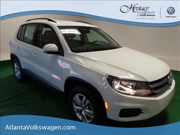 2017 Volkswagen Tiguan for sale in Union City, GA