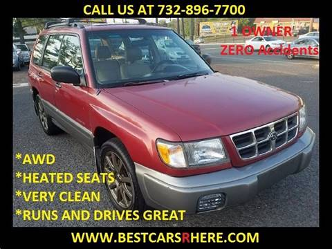 1998 Subaru Forester for sale in Bordentown, NJ