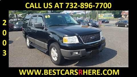 2003 Ford Expedition for sale in Bordentown, NJ