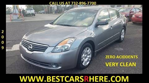 2009 Nissan Altima for sale in Bordentown, NJ