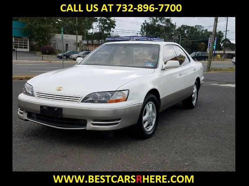 1996 Lexus ES 300 For Sale At Independence Auto Sale In Bordentown NJ