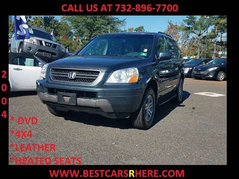 2004 Honda Pilot for sale in Bordentown, NJ
