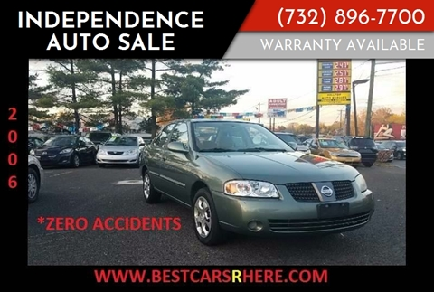 Nissan Sentra For Sale in Bordentown, NJ - Independence Auto Sale
