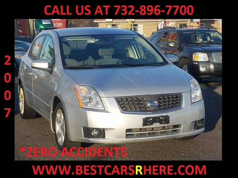 2007 Nissan Sentra 2.0 S In Bordentown NJ - Independence Auto Sale