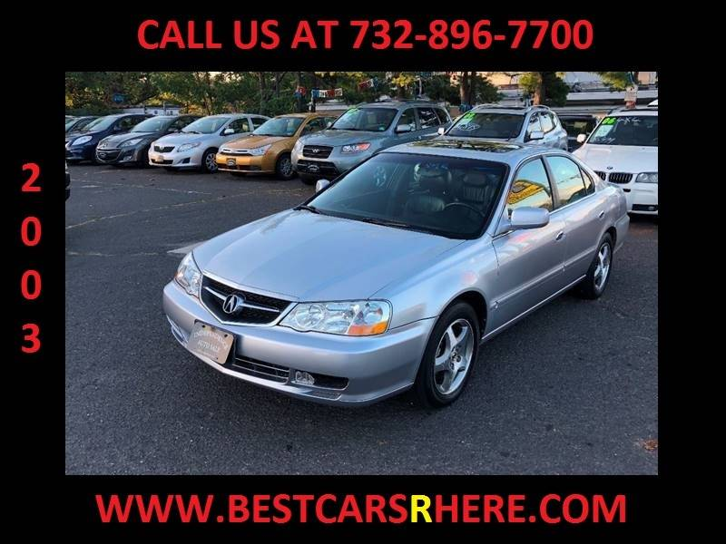 Acura TL WNavi In Bordentown NJ Independence Auto Sale - 2003 acura tl for sale