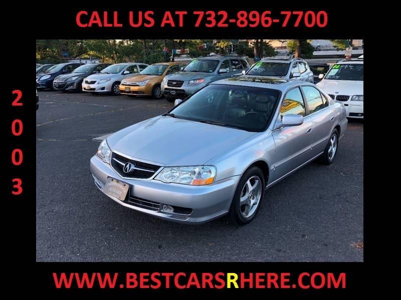 Acura TL WNavi In Bordentown NJ Independence Auto Sale - 2003 acura cl for sale