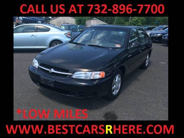 1998 Nissan Altima For Sale At Independence Auto Sale In Bordentown NJ