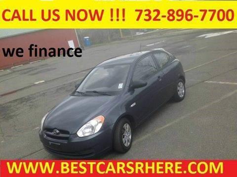 2009 Hyundai Accent for sale in Bordentown, NJ