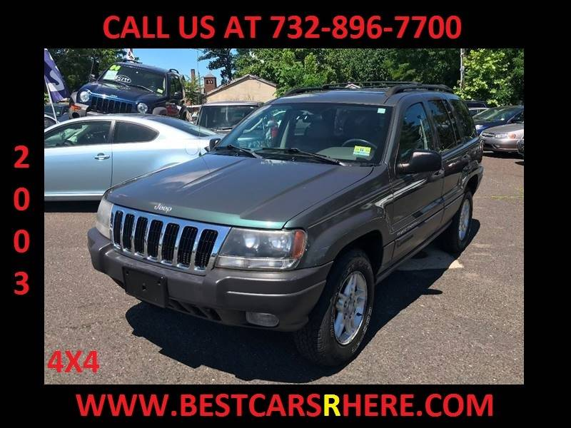 2003 Jeep Grand Cherokee For Sale At Independence Auto Sale In Bordentown NJ