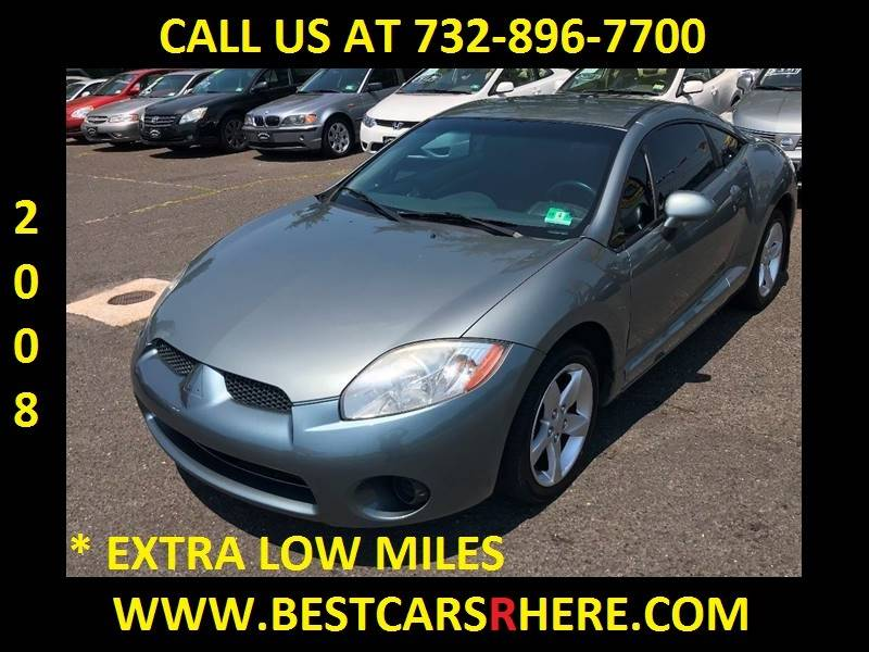 2008 Mitsubishi Eclipse For Sale At Independence Auto Sale In Bordentown NJ