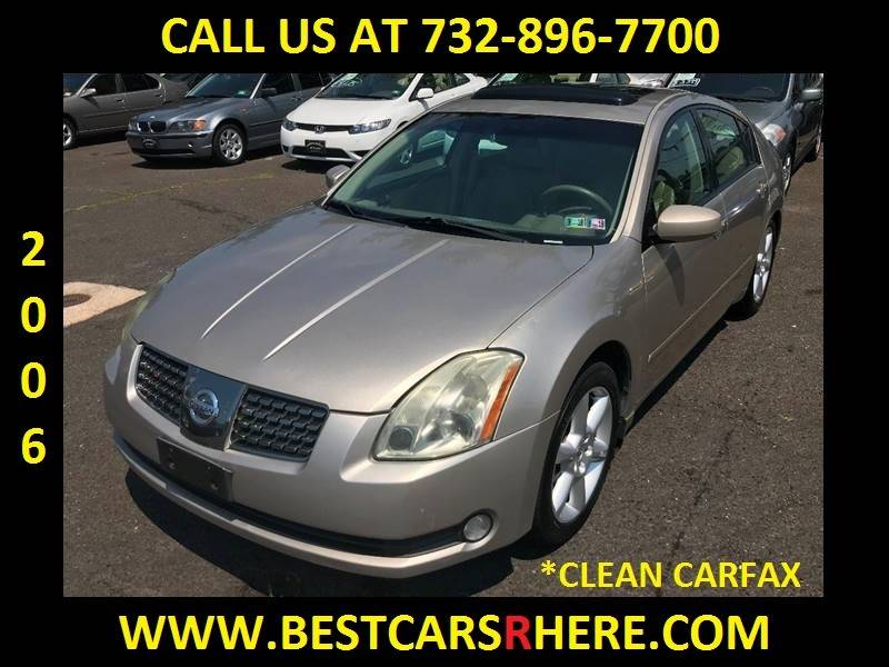 2006 Nissan Maxima For Sale At Independence Auto Sale In Bordentown NJ