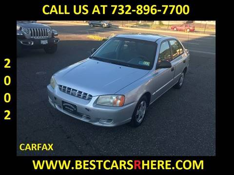 2002 Hyundai Accent For Sale - Carsforsale.com®