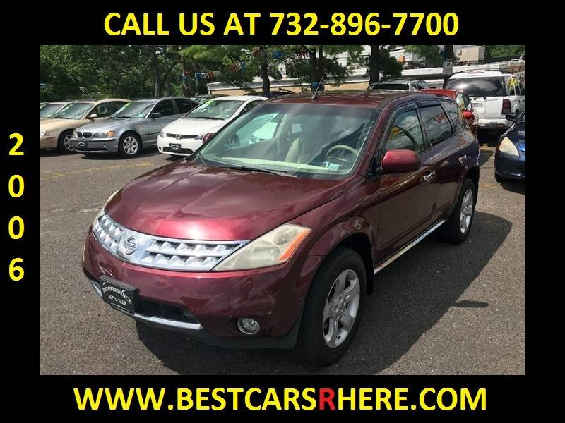 2006 Nissan Murano For Sale At Independence Auto Sale In Bordentown NJ