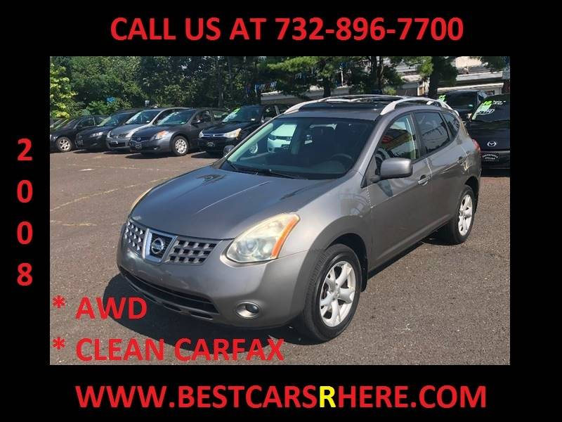 2008 Nissan Rogue For Sale At Independence Auto Sale In Bordentown NJ