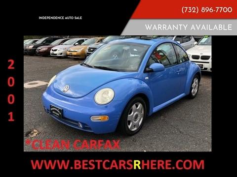 2001 Volkswagen New Beetle for sale in Bordentown, NJ