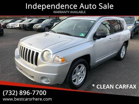 2010 Jeep Compass for sale in Bordentown, NJ