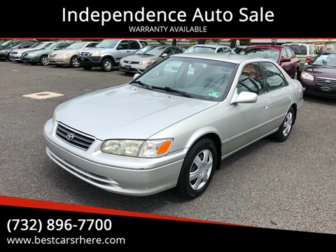 2001 Toyota Camry for sale in Bordentown, NJ