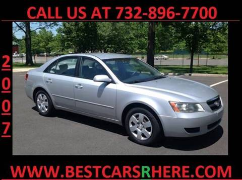 2007 Hyundai Sonata for sale in Bordentown, NJ