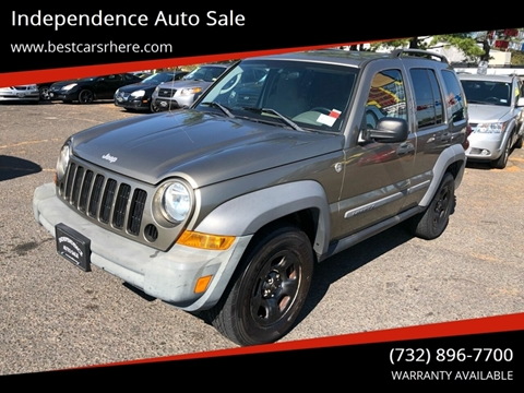 2005 Jeep Liberty for sale in Bordentown, NJ