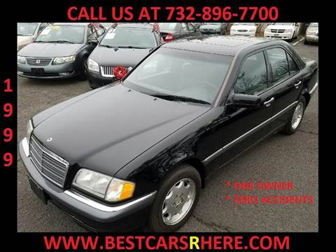 1999 Mercedes-Benz C-Class for sale in Bordentown, NJ
