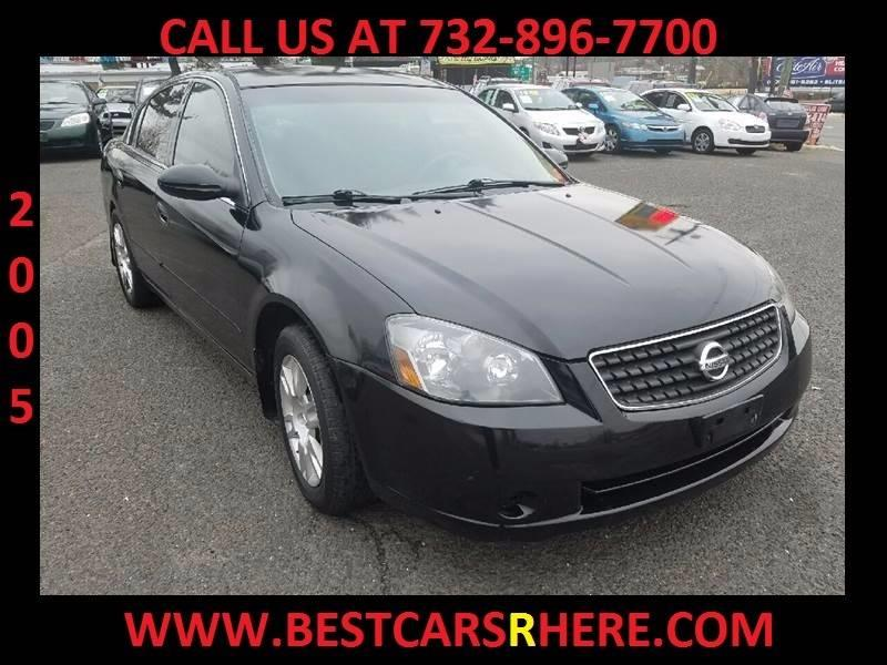 2005 Nissan Altima For Sale At Independence Auto Sale In Bordentown NJ