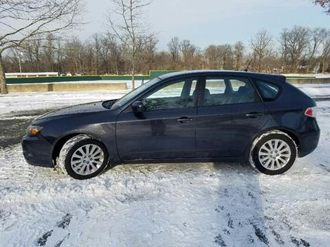 2008 Subaru Impreza for sale in Bordentown, NJ