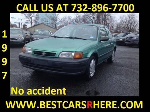 1997 Toyota Tercel for sale in Bordentown, NJ