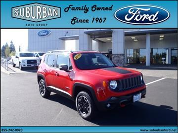 2016 Jeep Renegade for sale in Sandy, OR