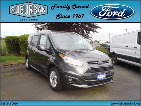 2017 Ford Transit Connect Wagon for sale in Sandy OR