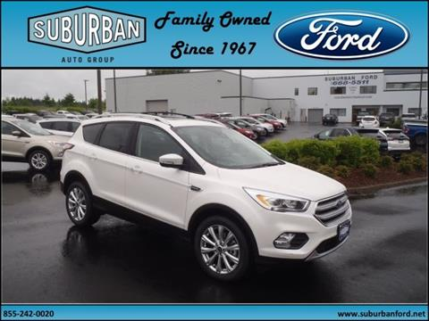 2017 Ford Escape for sale in Sandy OR
