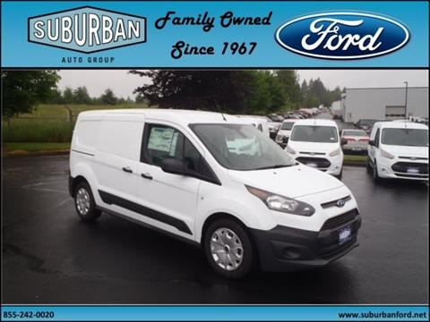 2017 Ford Transit Connect Cargo for sale in Sandy OR